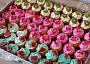 svatební minicupcakes