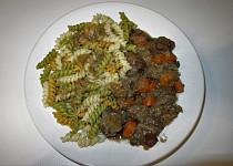 Jehněčí s mrkví