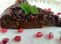 Čokokoláč z avokáda