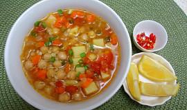 """Maďarská polévka """"čičeri"""""""