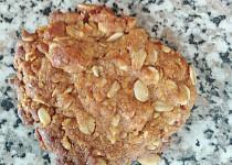 Vynikající  ovesné sušenky