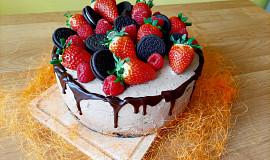 Čokoládový dort s mascarpone alias čokoládový sen