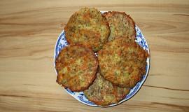 Karbanátky ze syrové kořenové zeleniny