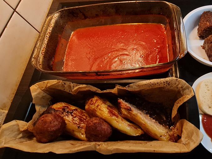 Plněné papričky podle mé babičky, U mě dobrý :-)