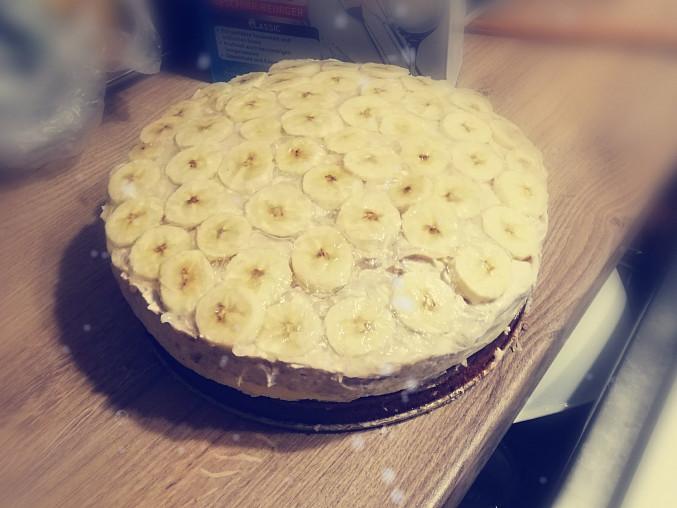 Banánový dort, Banánový dort