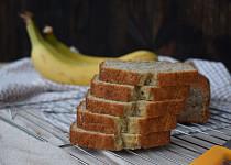 Banana bread - banánový chlebíček