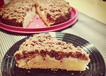 Drobenkový koláč s tvarohem - vláčný