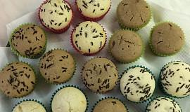 Výborné muffiny (kávové a skořicové)
