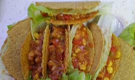 Kuřecí tacos