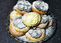 Těsto na kynuté koláče -  bez kynutí