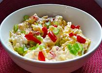 Sýrový salát s jogurtem