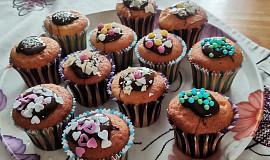 Tvarohové muffiny (případně bábovka)