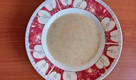 Fenyklová polévka s kokosovým mlékem