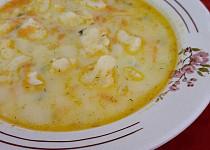 Nejlepší květáková polévka