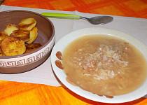 Polévka z kyselého zelí
