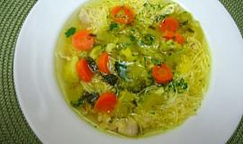 Slepičí polévka nejen pro duši