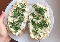 Vajíčková zdravější  pomazánka