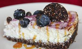 Zdravý cheesecake podle Andy Štěchové