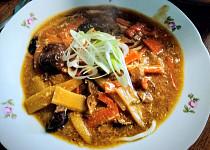 Orientální pekingská polévka