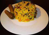 Vegetariánské delikátní rizoto