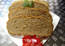 Chléb ze sušeného kvásku