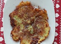 Křupavé bramboráky, vegetariánské
