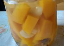 Dýně na kyselo  ( jako okurky )
