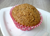 Kokosovo - kávové muffiny