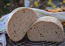 Kváskový chleba bez lepku