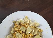 Krůtí směs s kukuřicí