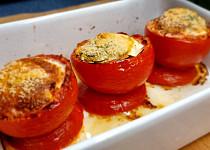 Plněná rajčata (rychlovka)