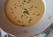 Zeleninová polévka s čočkou