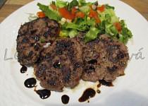 Karbanátky s tymiánem a bazalkou