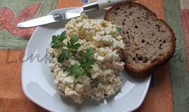 Vajíčková pomazánka ze žervé