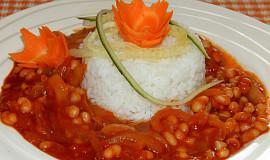 Fazolový guláš se zeleninou pro vegetariány