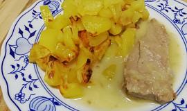 Hovězí maso na pepři