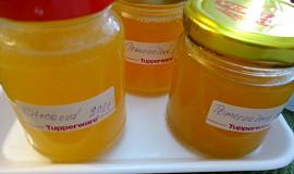 Rychlá domácí citronová a pomerančová marmeláda