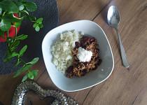 Naše chilli con carne