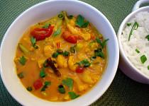 Zeleninové indické kari