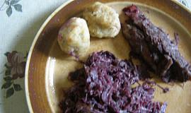Bramborovo-cuketové knedlíčky