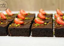 Avokádo brownie