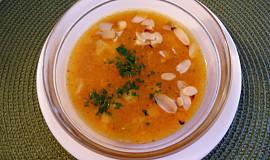 Pikantní květáková polévka