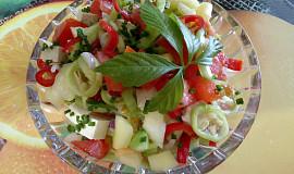 Vitamínový salát s tofu