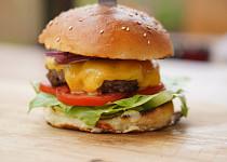 Klasický hamburger