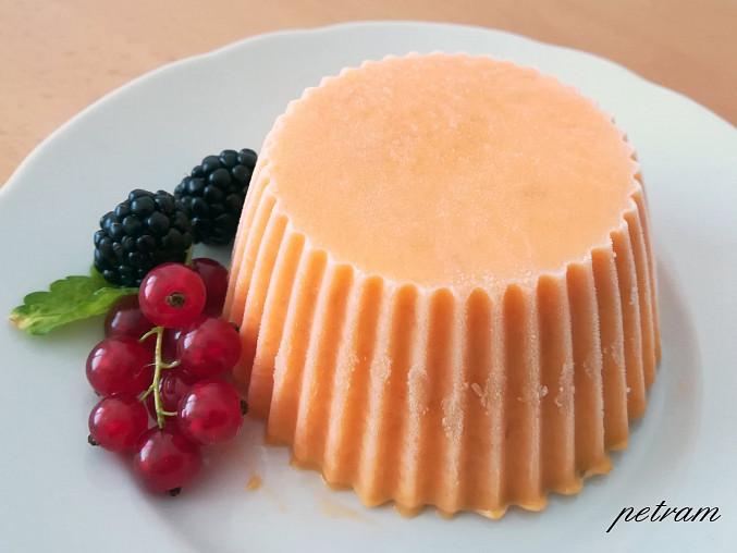 Meruňková zmrzlina s kokosovým mlékem