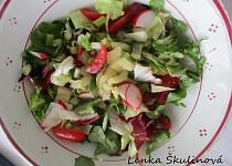 Letní rychlý salátek