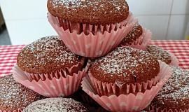 Kakaové muffínky