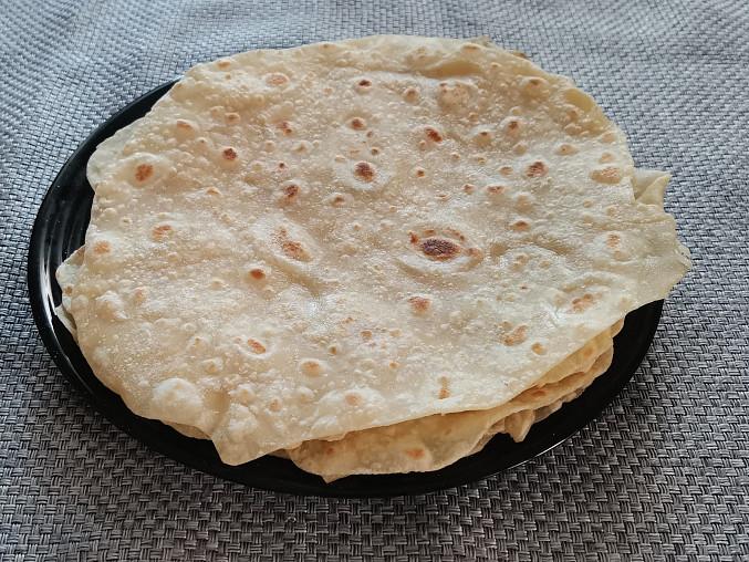 Snadné domácí tortilly