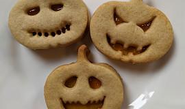 Strašidelné cukroví na Halloween