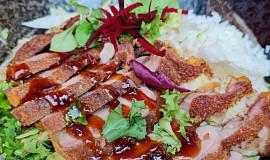 Vietnamská grilovaná kachna